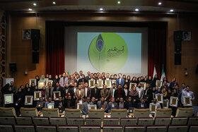 تجلیل از مراکز  برتر و مربیان جهادگر پیک امید کانون استان اردبیل