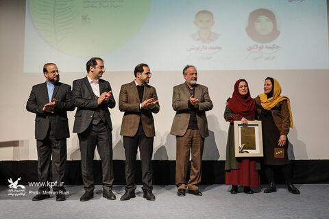 قدردانی از مراکز  برتر و مربیان جهادگر پیک امید کانون پرورش فکری
