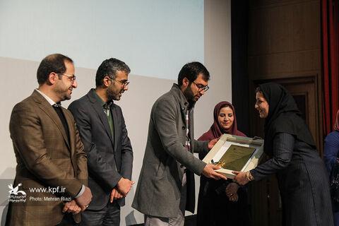آیین تقدیر از مراکز برتر و مربیان جهادگر پیک امید کانون