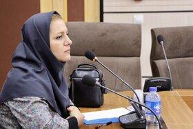 پودمان آموزشی «کلاژ» با حضور هلن محمدرضایی در قم برگزار شد