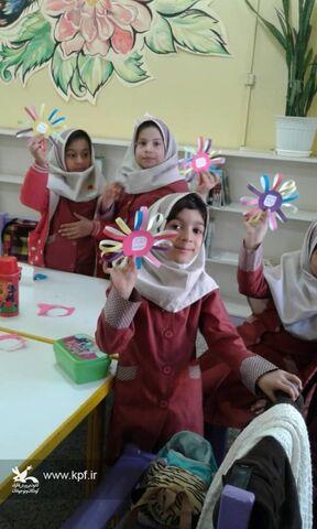 ویژه برنامه «چگونه مادر آینده را تربیت کنیم» توسط کانون پرورش فکری نجف آباد برگزار شد