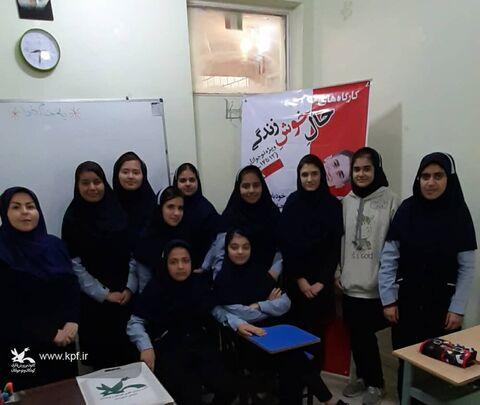 آغاز دور جدید کارگاههای «حالِ خوشِ زندگی» کانون خوزستان در اهواز