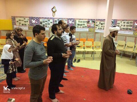 تقدیر ویژه از کانون آذربایجان شرقی در موضوع «توسعه فرهنگی نماز»