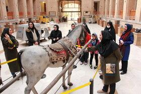 تماشانامه؛ فرصت دیدار اعضای مکاتبهای در موزه پست و ارتباطات