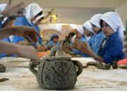 نشان عاشقی در دستان زرین مربیان مجتمع فرهنگی هنری سنندچ