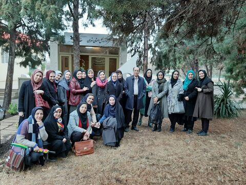 برگزاری پنجمین جلسه انجمن قصه گویی کانون پرورش فکری استان تهران