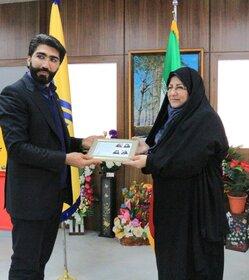 زهرا افتخاری، پیشتاز خدمت به کودکان و نوجوانان در استان فارس