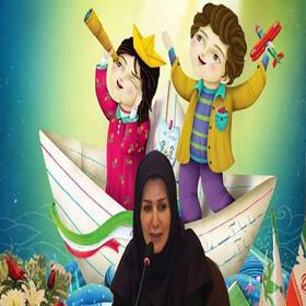 احوالپرسی تلفنی مدیرکل کانون پرورش فکری گلستان با اعضای کودک و نوجوان
