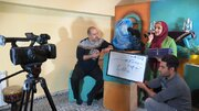 تکاپوی هنرمندانه کانون استان قزوین برای همکاری با پیک امید مجازی