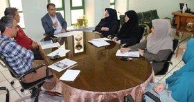 جلسه شورای اداریومالی کانون فارس  برگزار شد