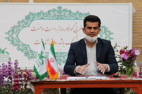 نخستین جلسه شورای فرهنگی کانون استان خوزستان در سال ۹۹