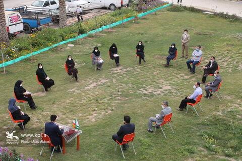 نخستین حلسه شورای فرهنگی کانون استان خوزستان در سال 99