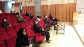 برگزاری نشست آموزشی ویژه مقابله با کرونا در کانون البرز