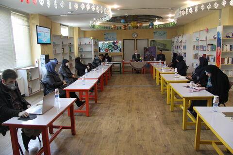 اولین جلسه شورای فرهنگی کانون آذربایجانغربی در سال ۹۹ برگزار شد