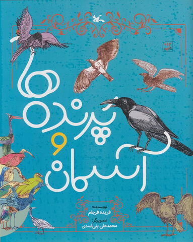 """Birds and the Sky"" by Farideh Farjam is Published"