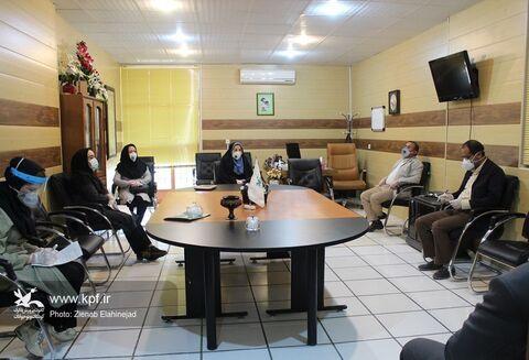 اولین جلسه شورای فرهنگی کانون کهگیلویه و بویراحمد  در سال ۹۹ برگزار شد