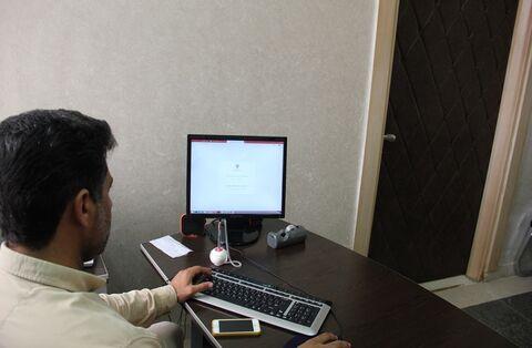 کلیه کارکنان کانون استان در سامانه خود اظهاری سلامت ثبت نام کردند.