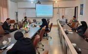اولین جلسه شورای فرهنگی کانون در سال ۹۹ برگزار شد