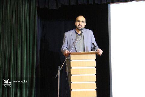 هدف کانون پرورش فکری، تربیت نسلی متخصص و متعهد به ارزش های اسلامی در زمینه های فرهنگی، ادبی و هنری است