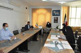دومین جلسه شواری فرهنگی کانون خراسان جنوبی  در سال ۹۹ برگزار شد