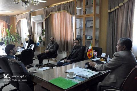 برگزاری نخستین جلسه شورای فرهنگی کانون استان اردبیل در سال ۱۳۹۹