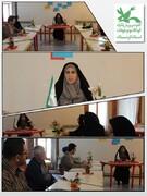 اولین جلسه شورای فرهنگی کانون استان کردستان با موضوع برنامه های سال 99 برگزار شد