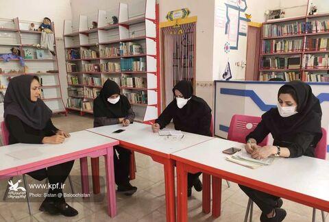 جلسههای هماهنگی همکاران کانون در زاهدان و سراسر استان برگزار شد