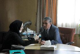 گفتگوی مدیرکل کانون استان اردبیل با برنامه رادیویی «آیایشیقیندا»