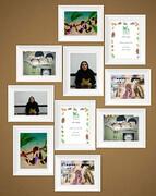مربیان کانون پرورش فکری کردستان ۴۰۹ اثر فرهنگی تولید کردند