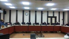 نخستین جلسهی شورای کارشناسی کانون استان در زاهدان برگزار شد