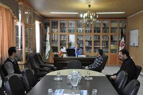نخستین جلسه شورای آموزش و پژوهش کانون استان اردبیل در سال ۱۳۹۹