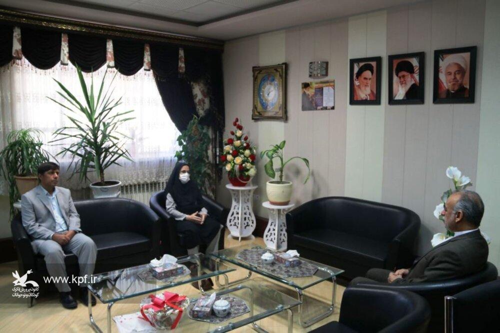 فعالیتهای پیک امید مجازی کانون استان تشریح شد