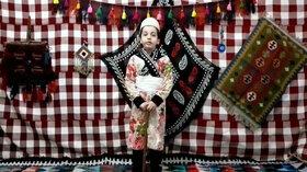 شاهنامه خوانی محمد سپهوند عضو انجمن قصه گویی لرستان