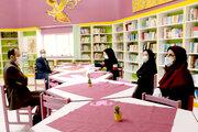 داوری آثار راه یافته به مرحله ی دوم جشنواره ی شاهنامه خوانی ملی