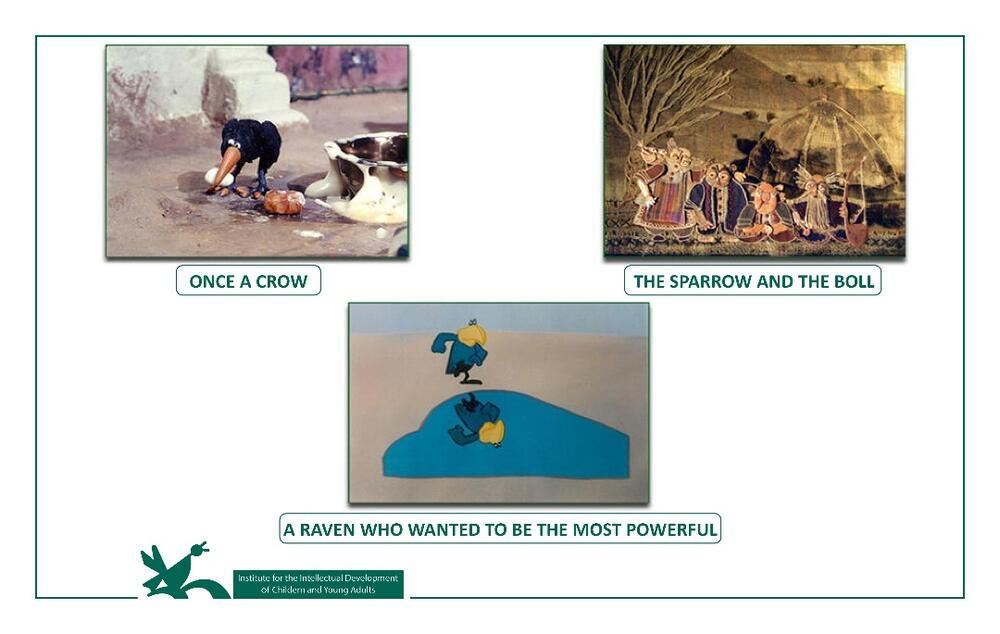 Screening Three Kanoon Animations in France for the Second Time