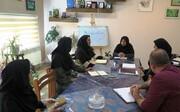 برگزاری نخستین نشست انجمن هنرهای نمایشی کانون استان قزوین در سال ۹۹