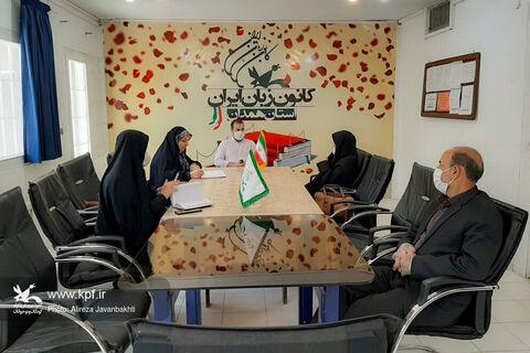 بازدید مدیرکل کانون استان همدان از کانون زبان ایران شعبه همدان