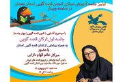 اولین وبینار آموزشی قصهگویی استان همدان برگزار شد