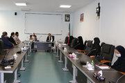 برگزاری نخستین جلسهی شورای اقامه نماز در کانون سمنان/ تکریم و معارفه دبیر شورای اقامه نماز