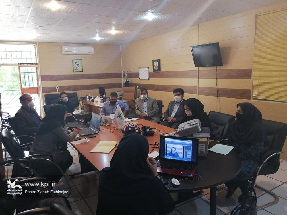 گردهمایی مجازی کارشناسان با مربی مسئولان کانون کهگیلویه و بویراحمد برگزار شد