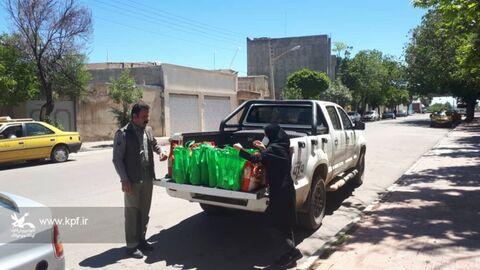 «یاری کریمانه» در کانون استان قزوین