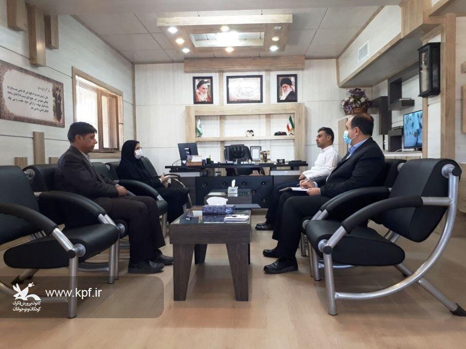 قول مساعد مدیر کل بنیاد مستضعفان استان در واگذاری املاک به کانون
