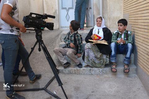 گزارش تصویری انجمن فیلمسازان نوجوان کلاکت استان کردستان
