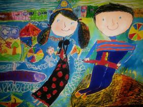 درخشش خیرهکننده کودکان کرمانشاهی در مسابقه «سرزمین مادری» کشور بلاروس