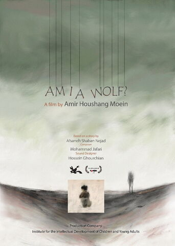 """Online Competition for """"Am I a Wolf?"""" in Portugal International Animation Festival"""