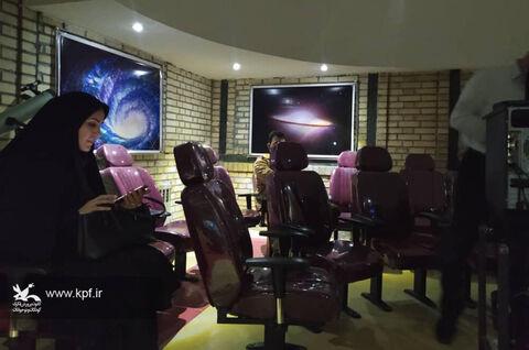 به شرط وجود اعتبار لازم، مرکز تخصصی علوم و نجوم کانون در مرکز فرهنگیهنری شهرک مدنی تاسیس خواهد شد