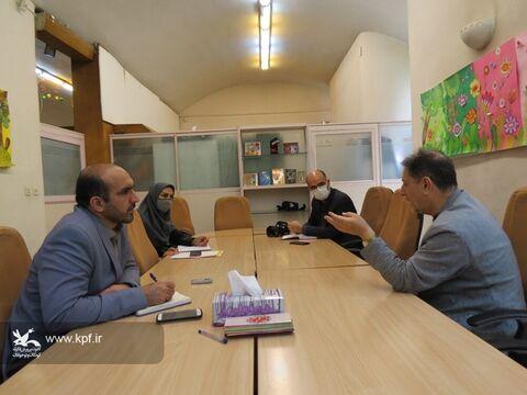 کانون مامنی برای طرح استعدادیابی طرح شهاب