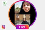حضور در خانه امام خمینی(ره) در شهر خمین