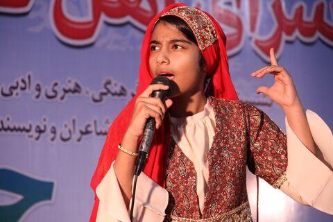 درخشش سه کودک و نوجوان خوزستانی در جشنواره ملی مجازی شاهنامهخوانی