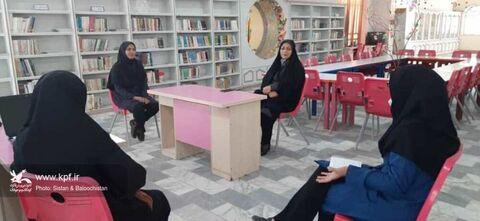 برگزاری نشست تخصصی بررسی اولویتهای مرکز فراگیر کانون در زاهدان